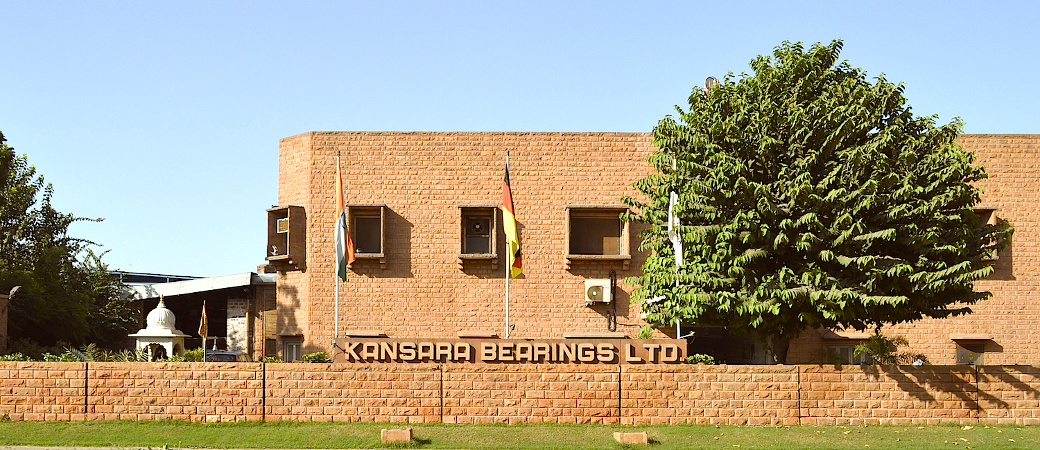 Kansara Bearings Limited